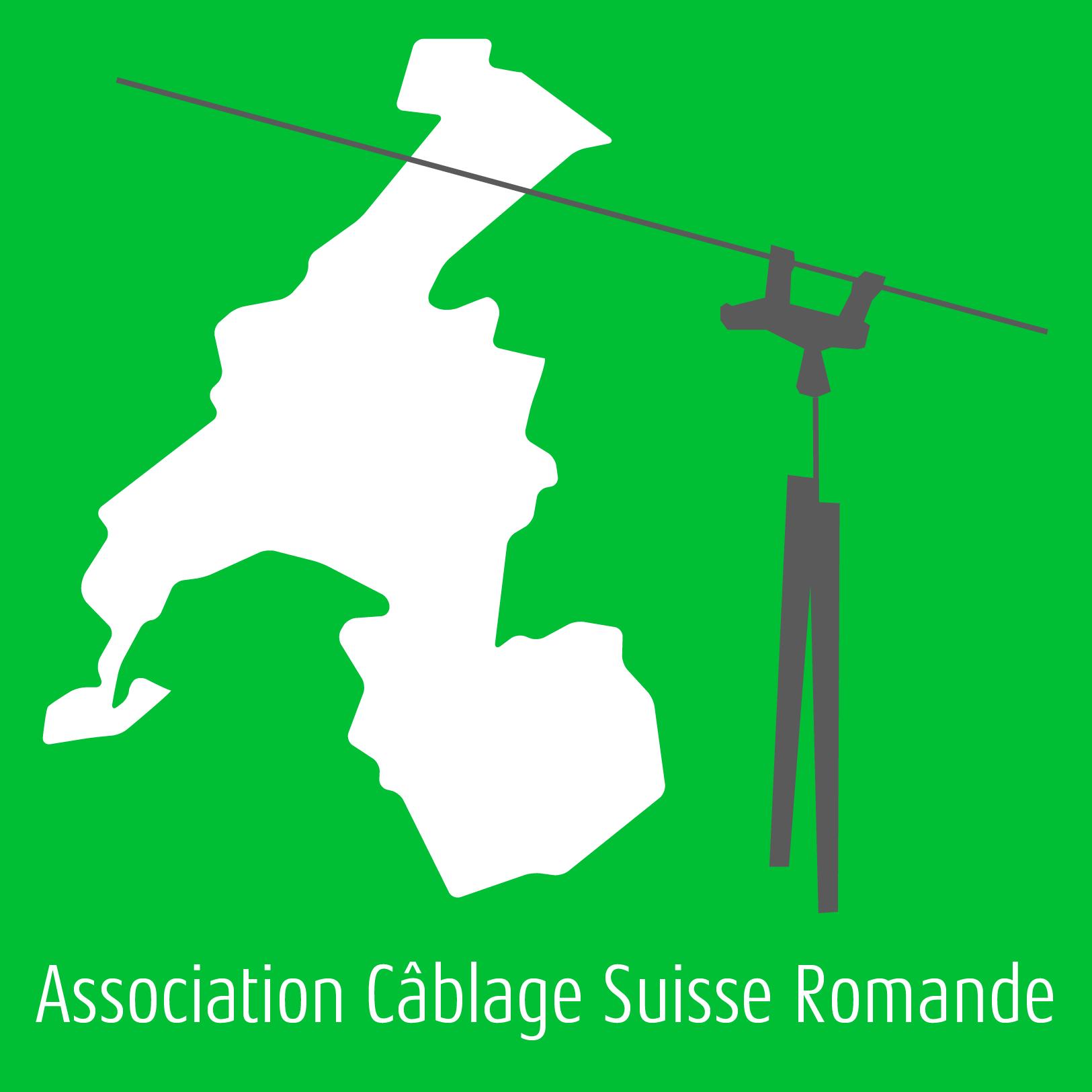 ACSR, association câblage Suisse romande logo